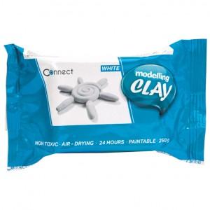 Glinamol 250g Connect bijeli