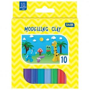 Plastelin 10bojax15g Color Educa