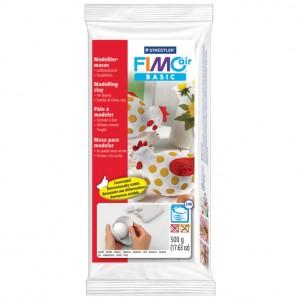 Glinamol 0,5kg Fimo Air Basic Staedtler bijeli