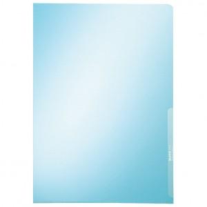 """Fascikl """"L"""" 150my pvc A4 Leitz plavi"""