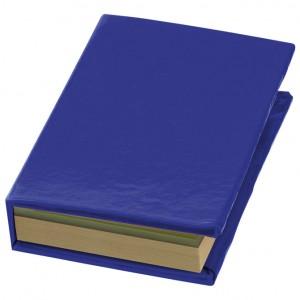 Blok samoljepljiv + 5 zastavica u korici plavi