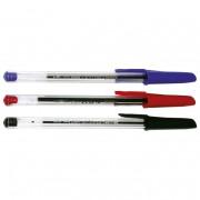 Olovka kemijska jednokratna pk30 plava
