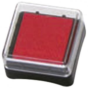 Jastučić za pečat 3x3cm Heyda crveni