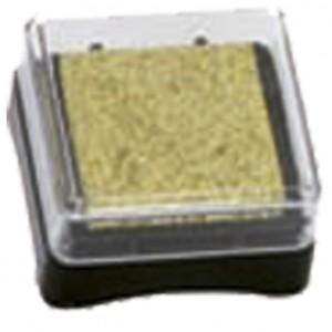 Jastučić za pečat 3x3cm Heyda zlatni