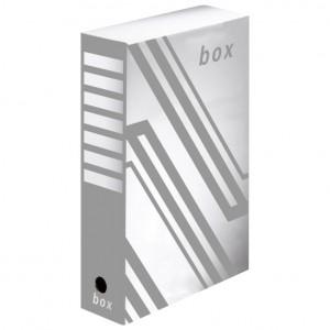 Kutija arhivska 35x25x10cm Fornax bijela