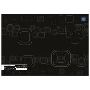 Kolaž - blok A4 10 listova 170g crni papir Interdruk