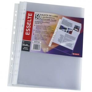 Fascikl uložni A4 90my pp sjajni Copy Safe pk50 Esselte