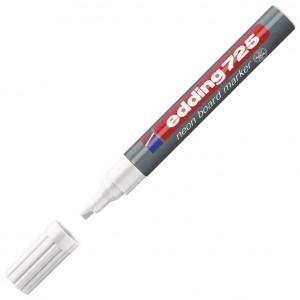 Marker neon za tamnu ploču 2-5mm Edding 725 bijeli