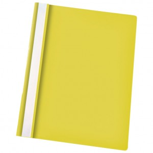 Fascikl mehanika euro pp A4 Esselte 28318 žuti
