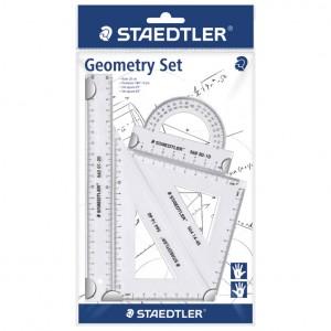Geometrijski set 1/4 Staedtler